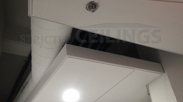 Armstrong 6 Quot Axiom Cloud Strictly Ceilings Racine Wisconsin
