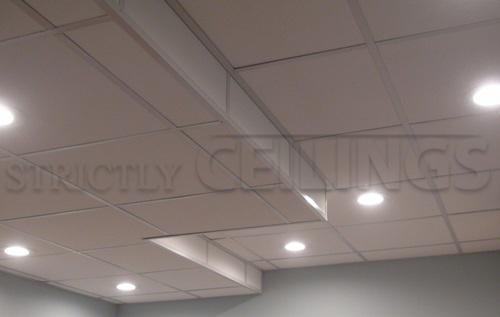 drop ceilings showroom suspended ceiling designs simple to