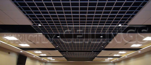 Commercial Suspended Ceiling Installation Milwaukee Drop