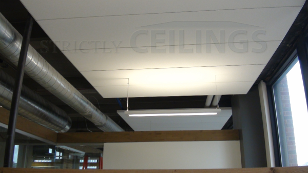 Strictly Ceilings Racine Wisconsin