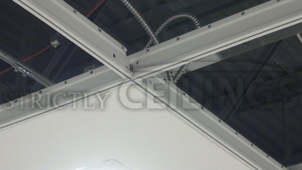 9 16 Quot Narrow Drop Ceiling Grid Designs Armstrong