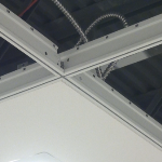 9/16, 1/4 Bolt Slot Ceiling Grid