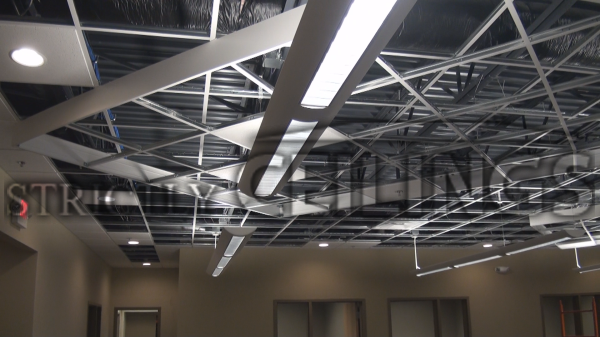 Cover Ductwork Amp Beams In Basements Building Advanced