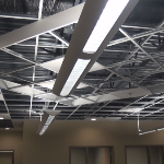 Modern suspended ceiling design using 6