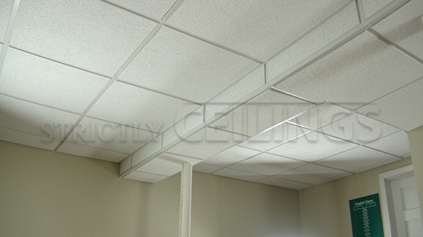 HighEnd Drop Ceiling Tile Commercial And Residential Ceiling - 2x2 recessed ceiling tiles