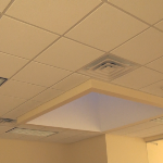 Armstrong #584 Drop Ceiling Tile