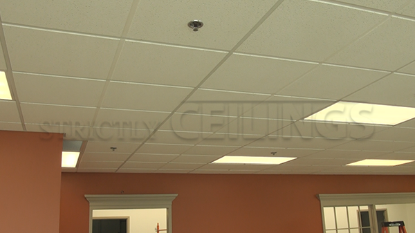 MidRange Drop Ceiling Tiles Designs X X Affordable Ceiling - 2x2 recessed ceiling tiles