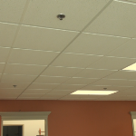 2x4 Armstrong Cortega Second Look Drop Ceiling Tile