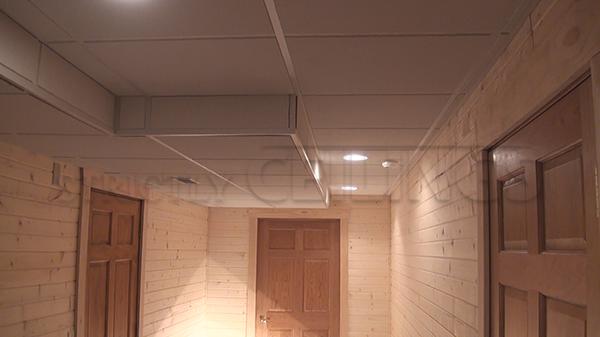 Mid Range Drop Ceiling Tiles Designs 2x2 2x4 Affordable