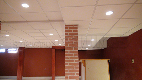 How To Trim Ceiling Tiles Taraba Home Review