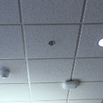 USG Eclipse #76777 Drop Ceiling Tile