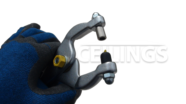 PRO-SERIES Ceiling Grid Punch Pliers | Suspended Ceiling Grid ...
