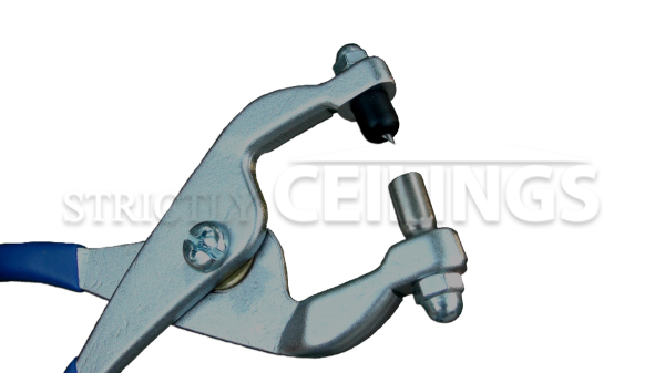 Ceiling Grid Punch Pliers | Suspended Ceiling Grid Hole Punch ...