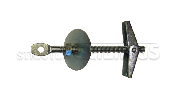 4 Quot X 1 4 Quot Acoustical Toggle Bolt For Suspended Ceilings