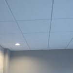 Certainteed Symphony M C1222-IOF-1 Ceiling Tile In Entrance