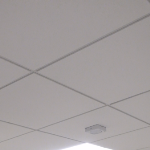 2x2 Symphony M C1222-IOF-1 Acoustical Ceiling Tile In Office
