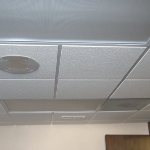 2x2 & 2x4 Armstrong Tundra suspended Ceiling Tile