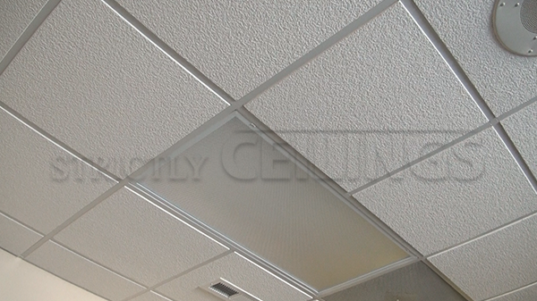 armstrong tundra tegular drop ceiling tile - What Is A Drop Ceiling