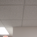 2x2 USG Fissured #506 Drop Ceiling Tile