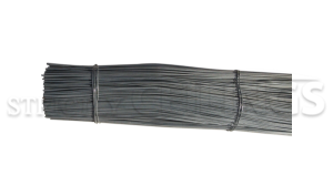 "28"" 18 gauge Drop Ceiling grid tie wire for residential and commerial projects"