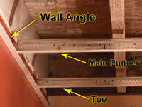 Wall angle installation Tips