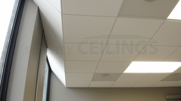 9 16 Quot Strictly Ceilings Racine Wisconsin