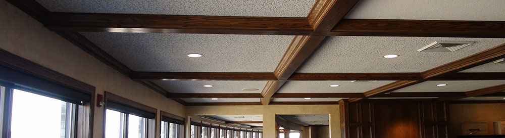 Commercial Suspended Ceiling Installation Milwaukee | Drop Ceilings